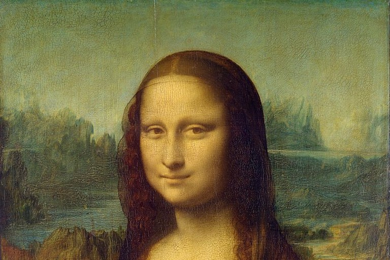 Leonardo da Vinci, The Mona Lisa (between 1503 and 1506) | Source: WikiCommons
