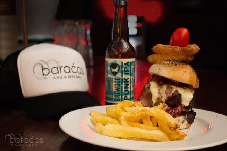 Baracas Wine & Beer Bar, Pretoria