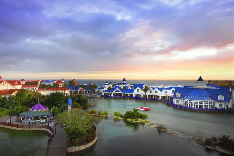 The Boardwalk Casino and Entertainment Complex