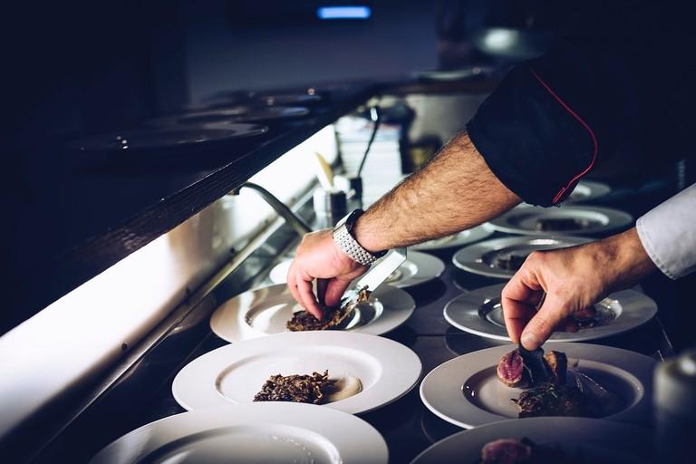 Chefs at work CC0 Pixabay