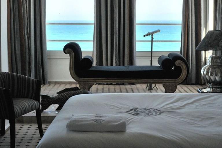 Le Balcon de Tanger room