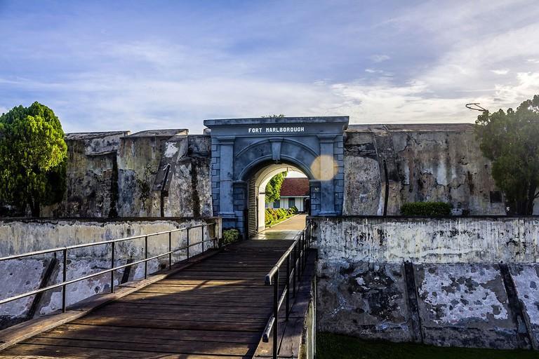Fort Marlborough   © Crisco 1492 / Wikimedia Commons