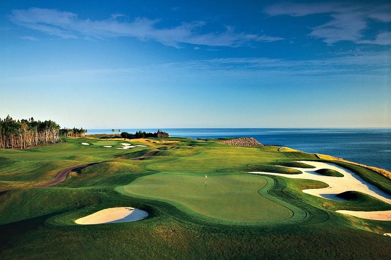 The Best Waterfront Resort in Nova Scotia