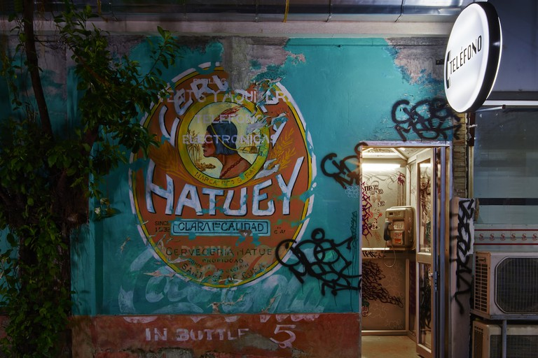 Entrance to Havana Social