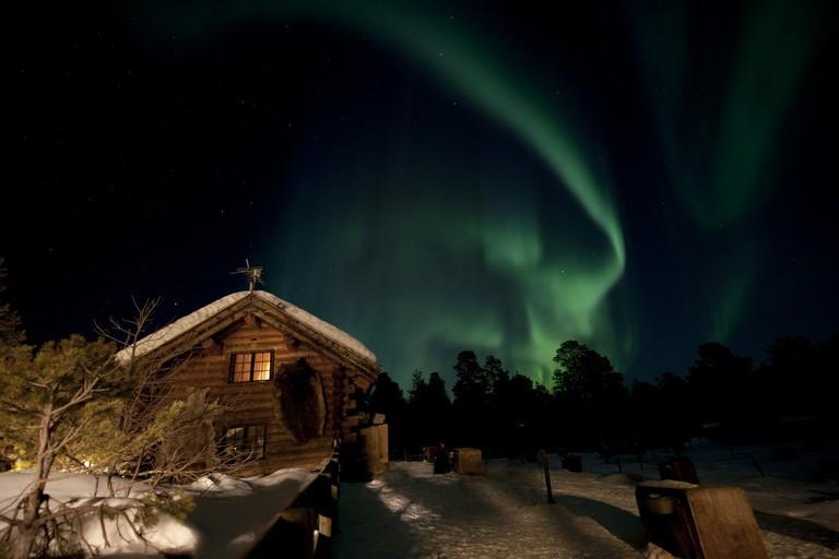 Engholm Husky Lodge