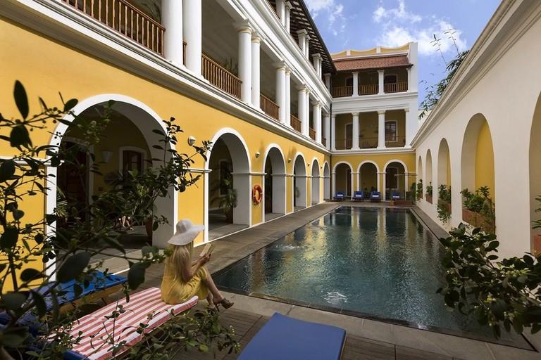 PaPalais de Mahe - CGH Earth Hotel, Pondicherry