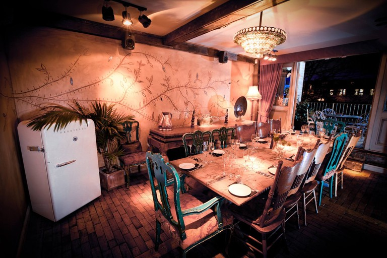 Private dining room, As You Like It