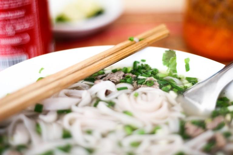 Pho sho! Get a steaming bowl in Saigon