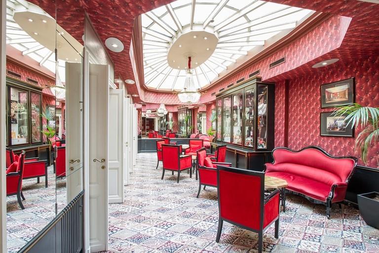 Salon Verrière in the Grand Hôtel de l'Opéra |CourtesyGrand Hôtel de l'Opéra