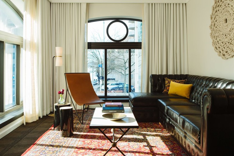 Suite Parlor Living Room