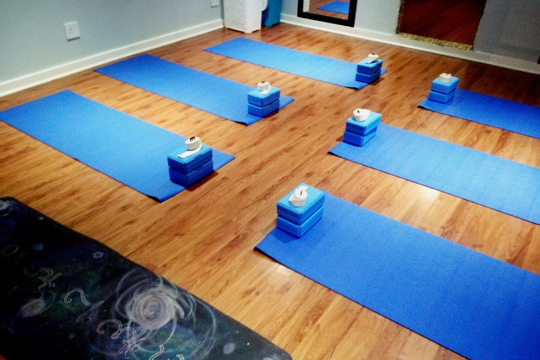 The Studio - ISHTA Yoga, Johannesburg