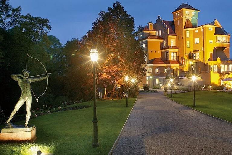 Hotel Schloss Mönchstein, Salzburg