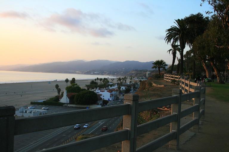 Palisades Park, Santa Monica