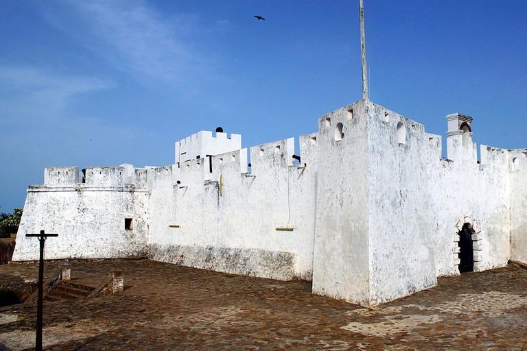 Fort Metal Cross