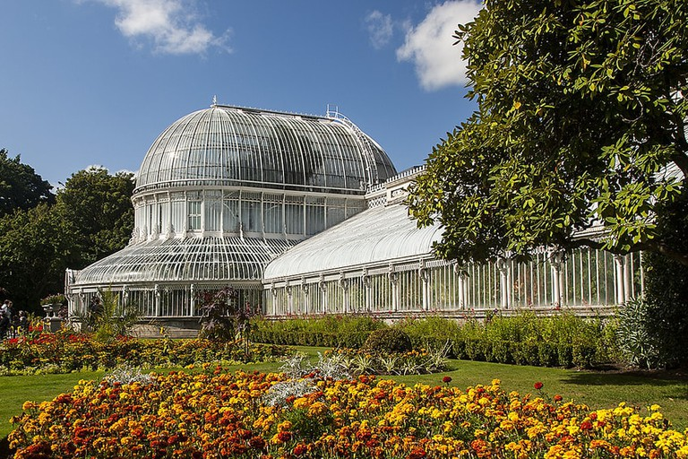 Botanic Gardens' Palm House