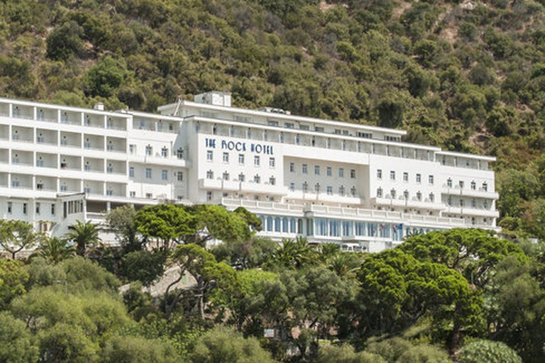 The Rock Hotel, Gibraltar