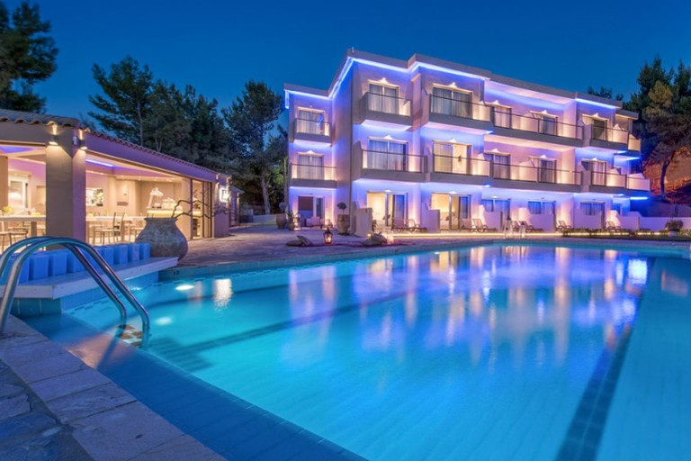 Ionian Hill Hotel, Argasi