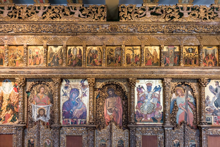 Byzantine Icons, Zakynthos