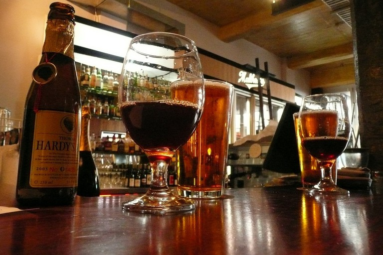 Beer Matching at The Malt House, Wellington