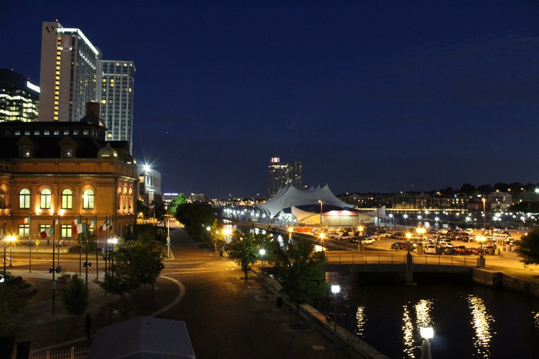 Baltimore Inner Harbor | © Nickel Lietzau/Flickr