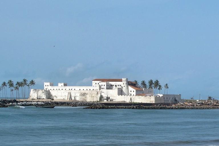 Elmina Castle, Elmina