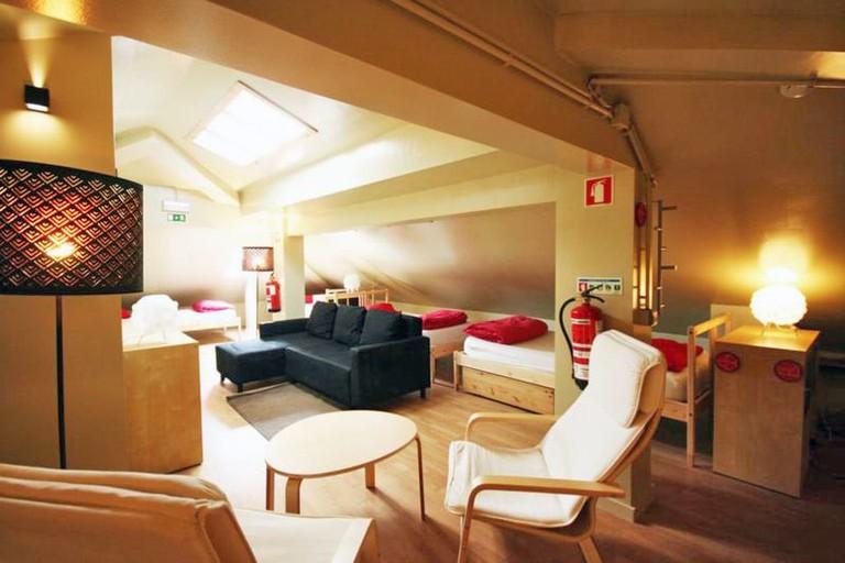 Pilot Design Hostel & Bar, Porto, Portugal