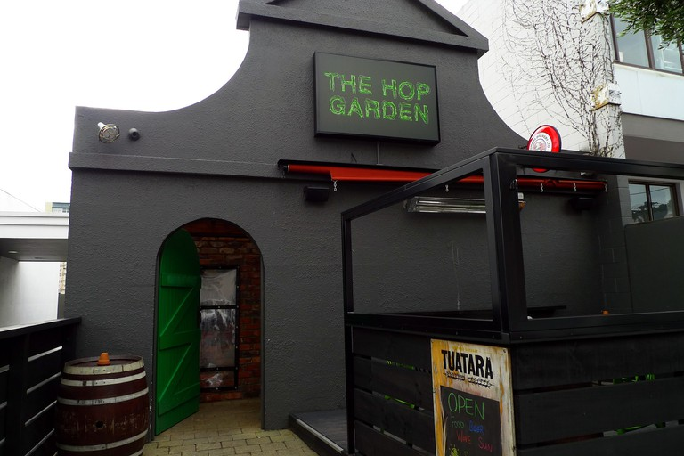 The Hop Garden, Wellington, New Zealand