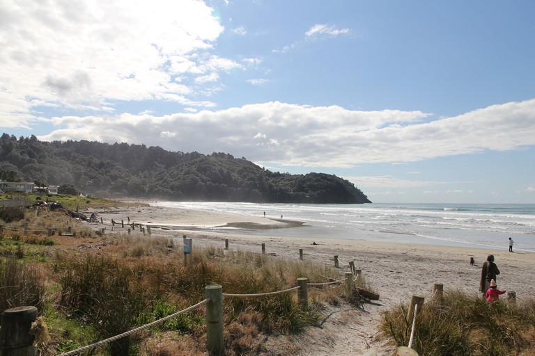 Waihi Beach, Bay of Plenty, New Zealand