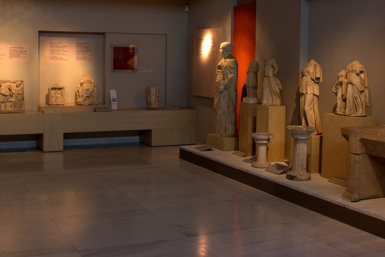 Archaeological Museum of Thessaloniki, Greece