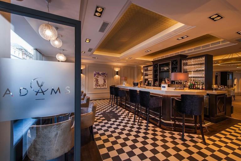 Adam's restaurant, Birmingham