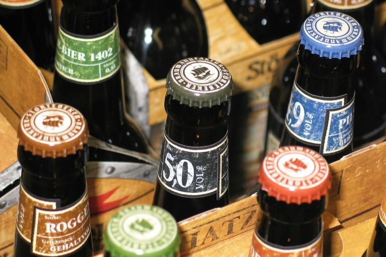 Más que Cervezas stocks over 500 kinds of beer