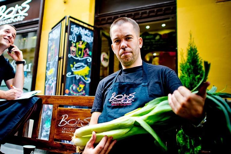 Bors Gastro Bar, Budapest