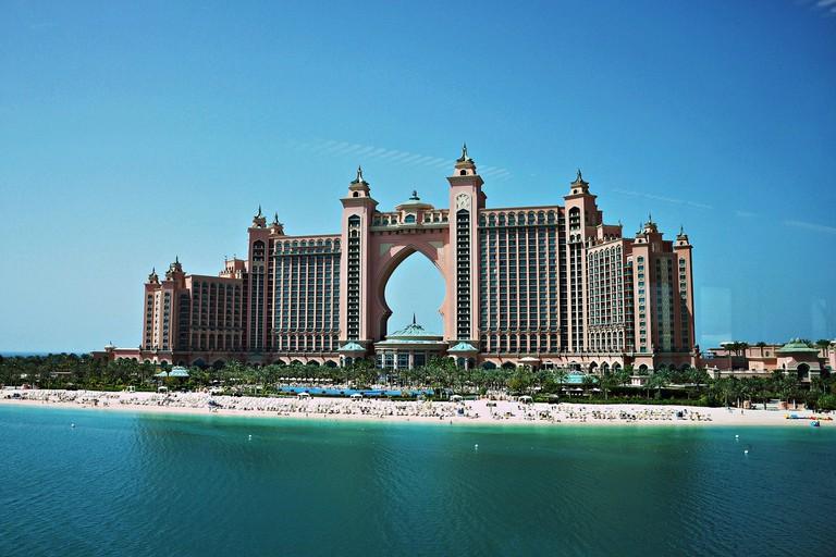 The Grand Atlantis Hotel
