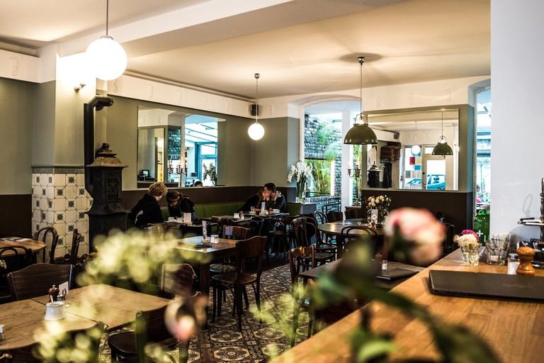 Café Sehnsucht, Cologne