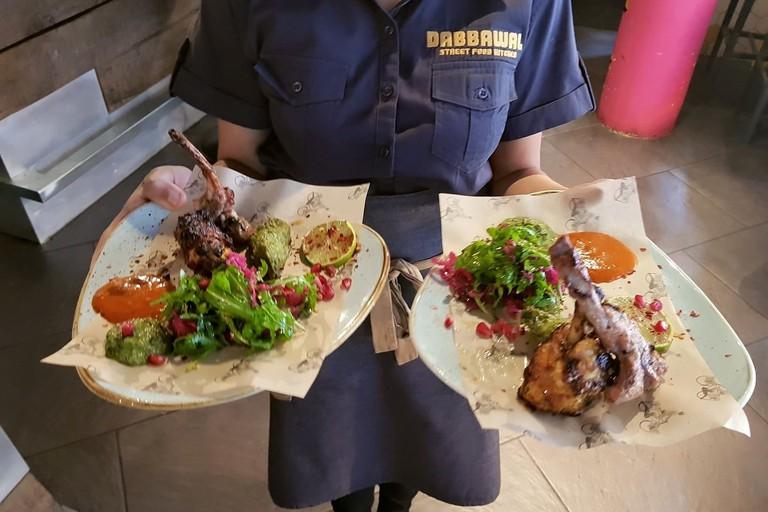 Dabbawal – Mumbai street food