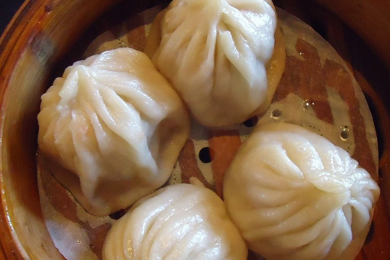 Beluga is famous for dim sum