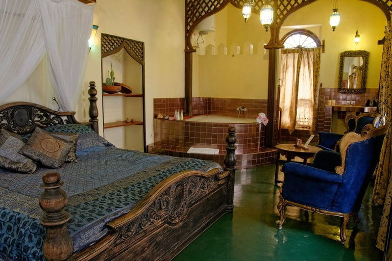 Suite at Zanzibar Palace Hotel