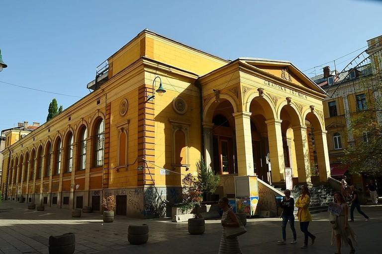 Market Hall Sarajevo