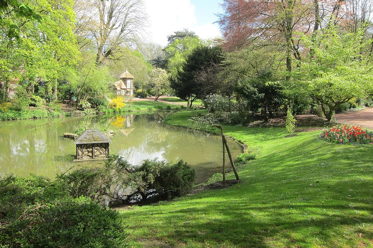 Jardin Vauban, Lille