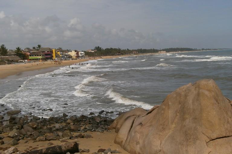 Chennai Beach Mahabalipuram