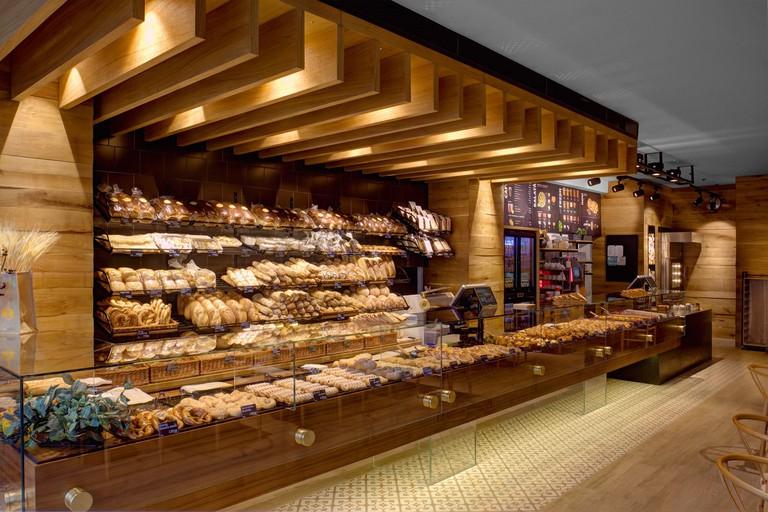 Pastries at Panemar