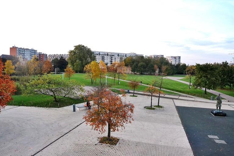 Parc Henri Matisse, Lille