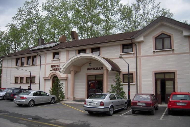 Restoran and Hotel Vrbas
