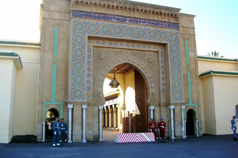 Royal_Palace,_Rabat