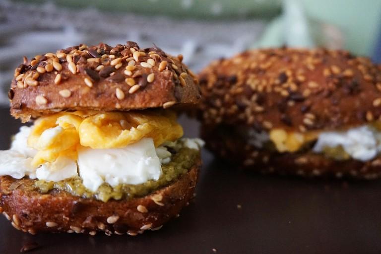 Vegetarian burger CC0 Pixabay