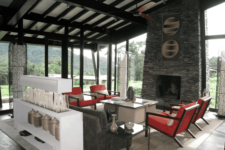 Nyungwe House interiors