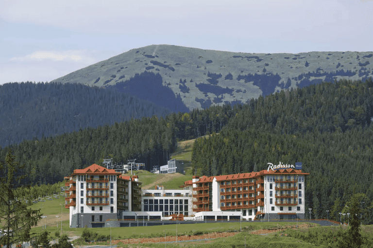 Radisson Blu Resort, Bukovel, Yaremche