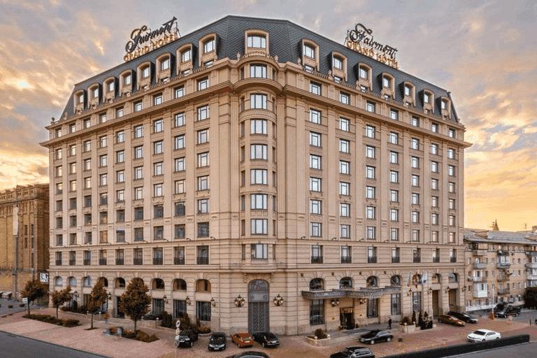 Fairmont Grand Hotel, Kiev