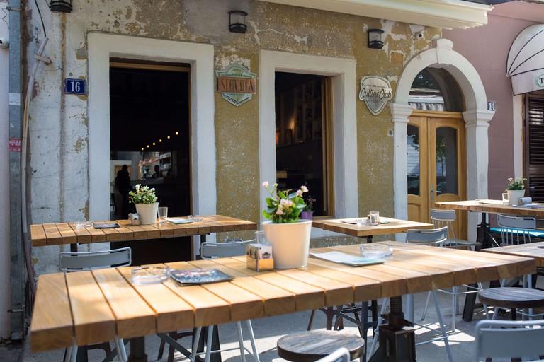 Restobar Štrudla, Podgorica