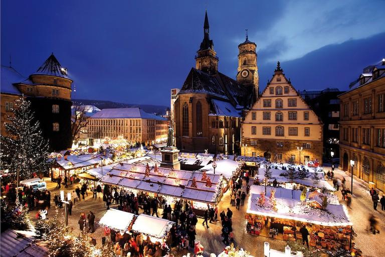 Christmas Market, Stuttgart, Stuttgart